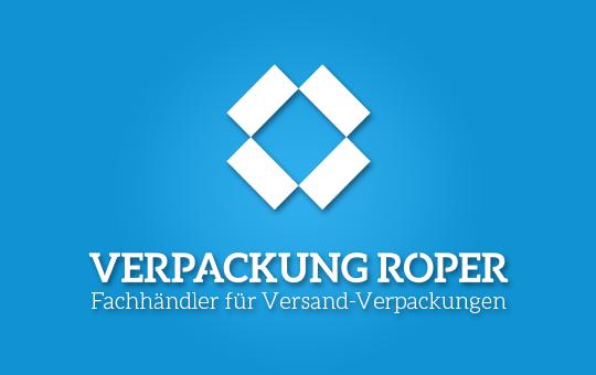 Versandmaterial und Verpackungsmaterial bei Verpackung Roper